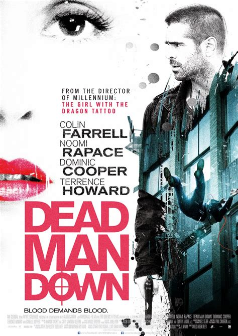 Release Day Round-Up: DEAD MAN DOWN (Starring Colin