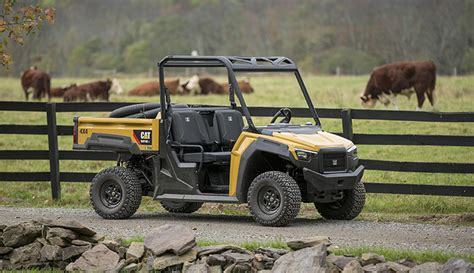 New Cat UTVs | Side By Sides | Finning Cat