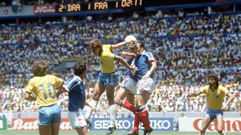 World Cup Highlights: Brazil-France, Mexico 1986 - FIFA