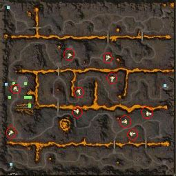 Flame King new spawn points (all) - FAQ & Guides Workshop