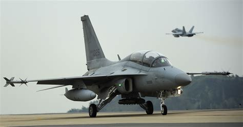 Why Argentina Is Getting South Korea's Awesome FA-50