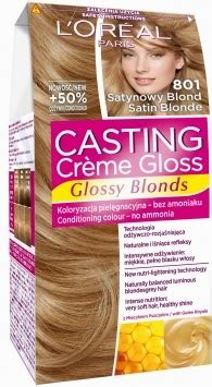 Fashion Whispers : L'Oreal Casting Creme Gloss 801