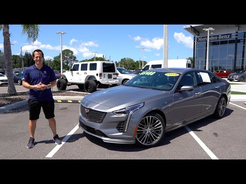 2016 Cadillac CT6 - Wallpapers and HD Images | Car Pixel
