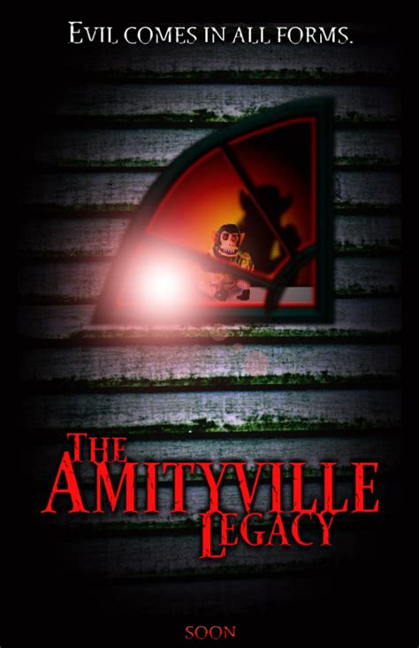 The Amityville Legacy Details / Artwork