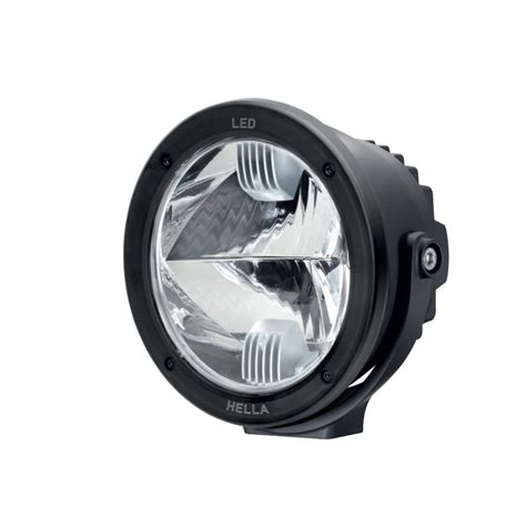 Hella Compact HD Luminator LED 4WD Driving Light ON SALE NOW!